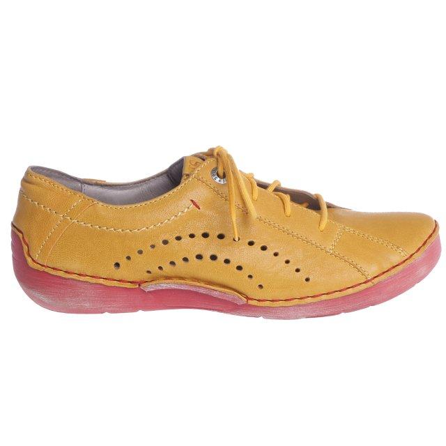 Dámské tenisky Josef Seibel 59673-192851 žluté