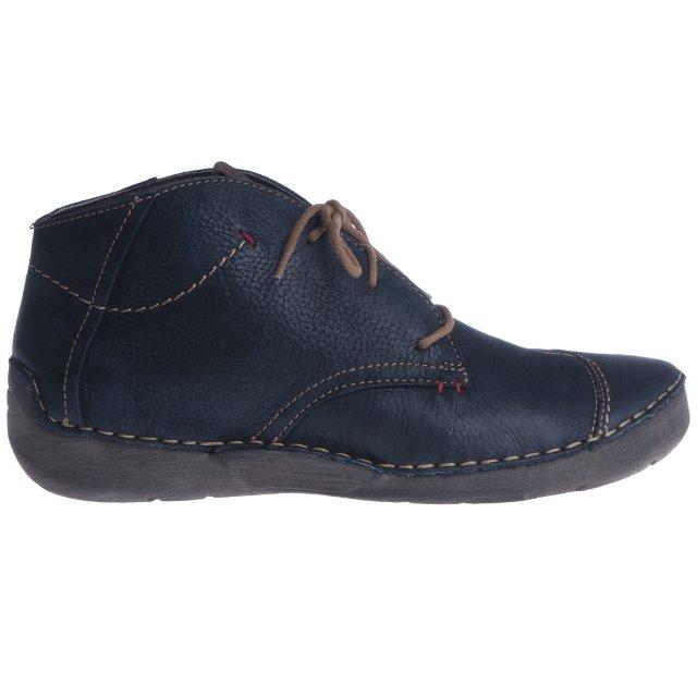 Dámské kotníkové boty Josef Seibel 59690-MI796500 modré