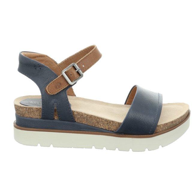 Dámské sandály Josef Seibel 72801-128541 modré
