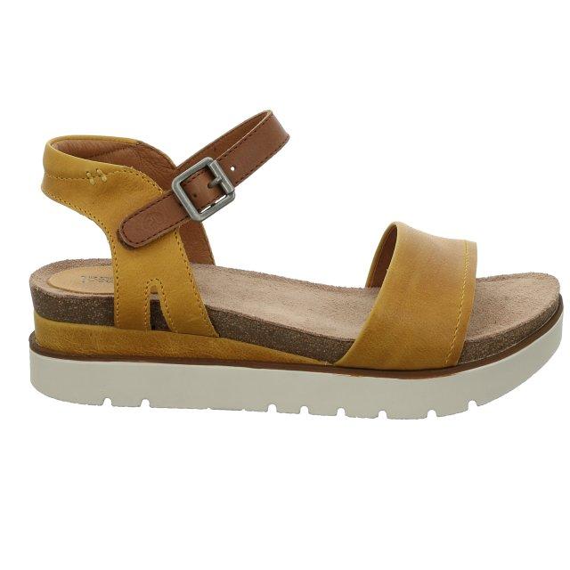 Dámské sandály Josef Seibel 72801-128801 žluté