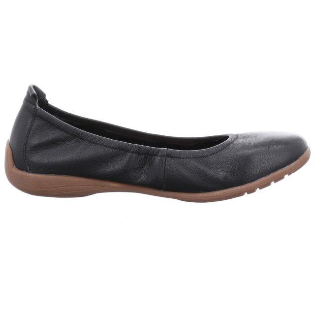 Dámské baleríny Josef Seibel 74801-133100 černé