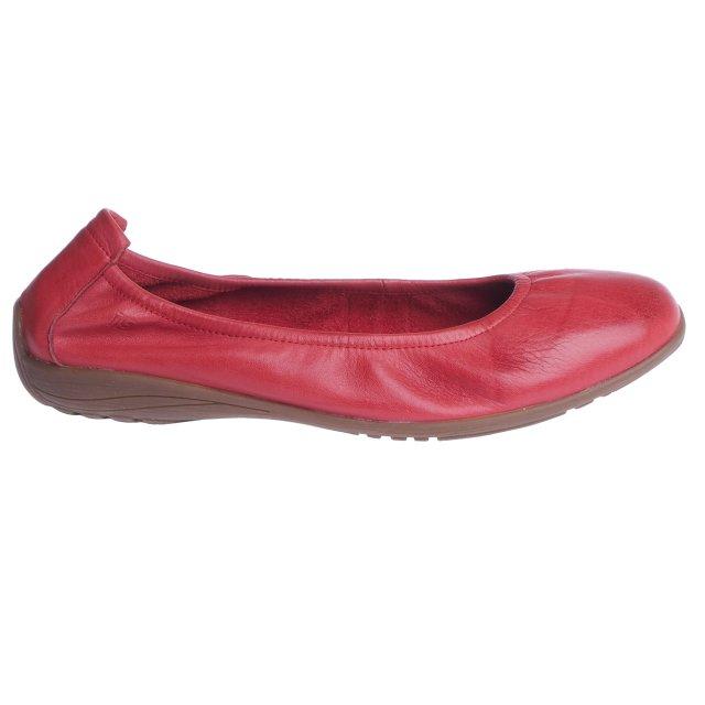 Dámské baleríny Josef Seibel 74801-133400 červené