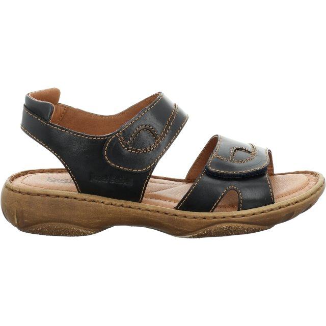 Dámské sandály Josef Seibel 76444-43500 černé