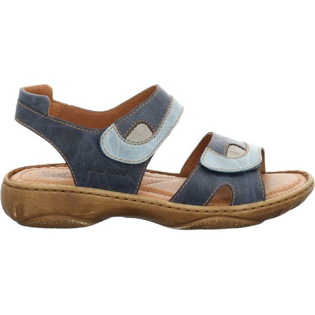 Dámské sandály Josef Seibel 76444-95501 modré