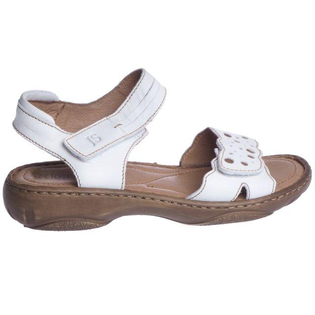 Dámské sandály Josef Seibel 76755-88000 bílé