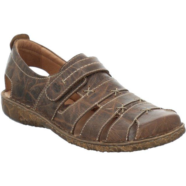 Dámské sandály Josef Seibel 79545-95320 hnědé