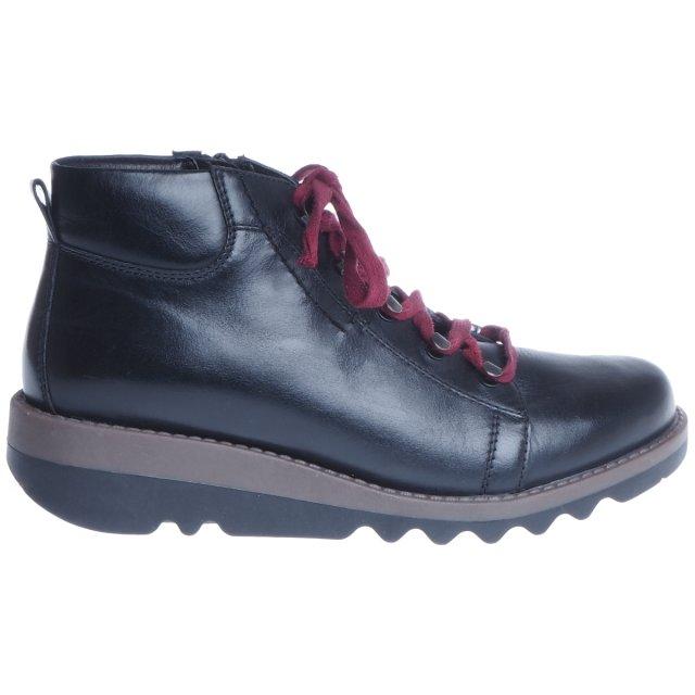 Dámské kotníkové boty Josef Seibel 82609-MI135100 černé