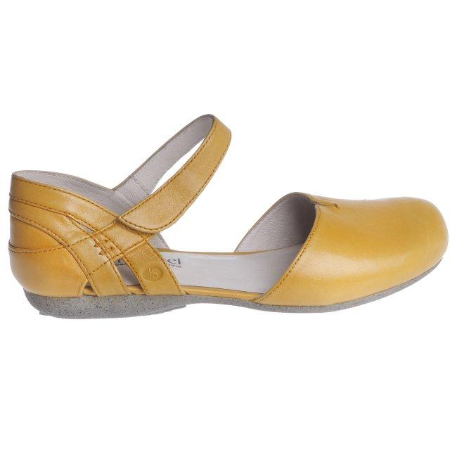 Dámské sandály Josef Seibel 87267-971800 žluté