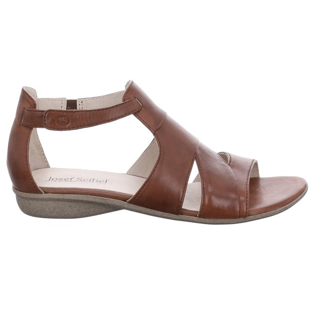 Dámské sandály Josef Seibel 87503-971340 hnědé