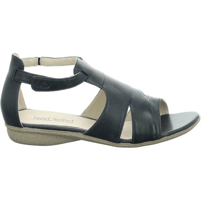 Dámské sandály Josef Seibel 87503-971530 modré
