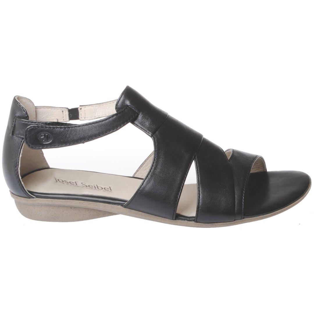 Dámské sandály Josef Seibel 87503-971100 černé bf409460da