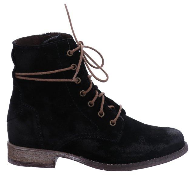 Dámské kotníkové boty Josef Seibel 99670-MI944100 černé
