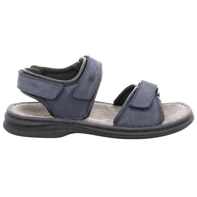 Pánské sandály Josef Seibel 10104-11582 modré