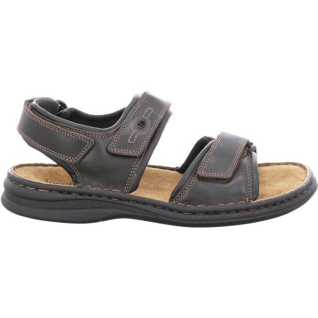 Pánské sandály Josef Seibel 10104-57331 hnědé