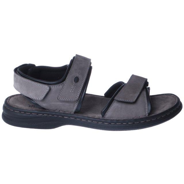 Pánské sandály Josef Seibel 10104-751761 šedé