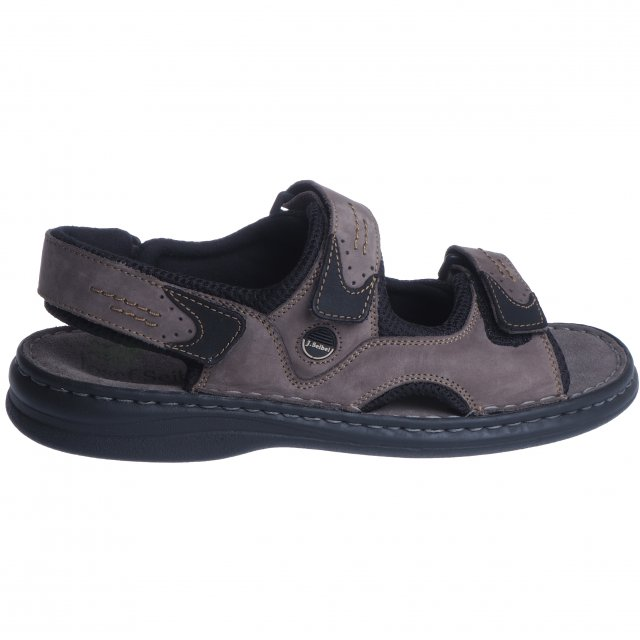 Pánské sandály Josef Seibel 10236-751781 šedé