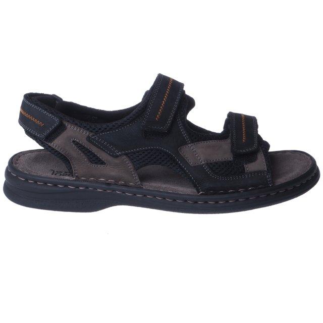 Pánské sandály Josef Seibel 10664-994711 šedé