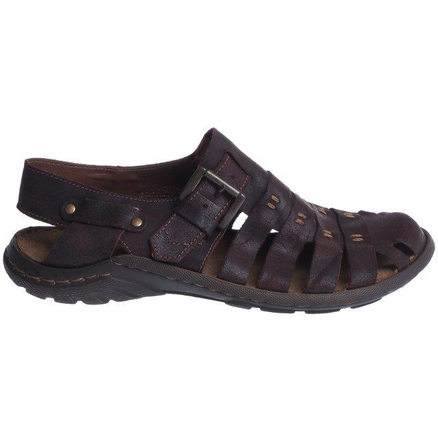 Pánské sandály Josef Seibel 12649-92360 hnědé