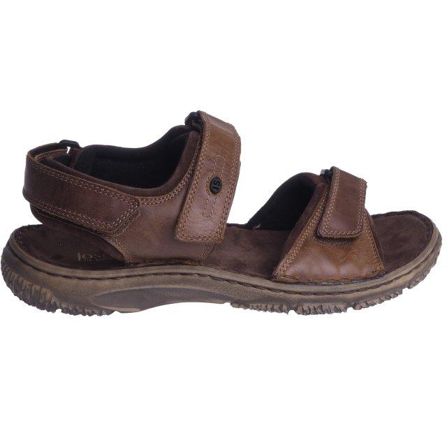 Pánské sandály Josef Seibel 27611-TE759350 hnědé