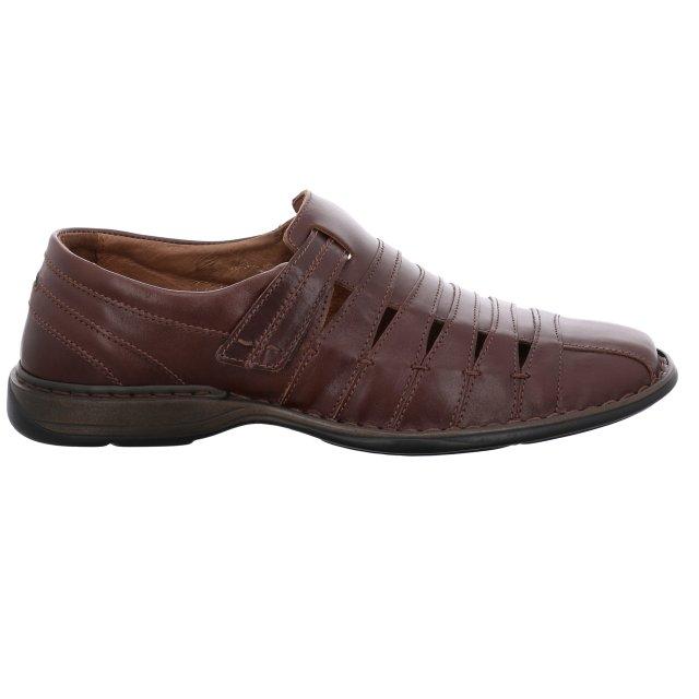 Pánské sandály Josef Seibel 33200-43220 hnědé