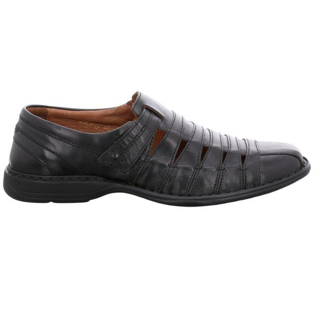 Pánské sandály Josef Seibel 33200-43600 černé