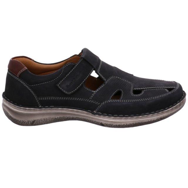 Pánské sandály Josef Seibel 43635-21530 modré
