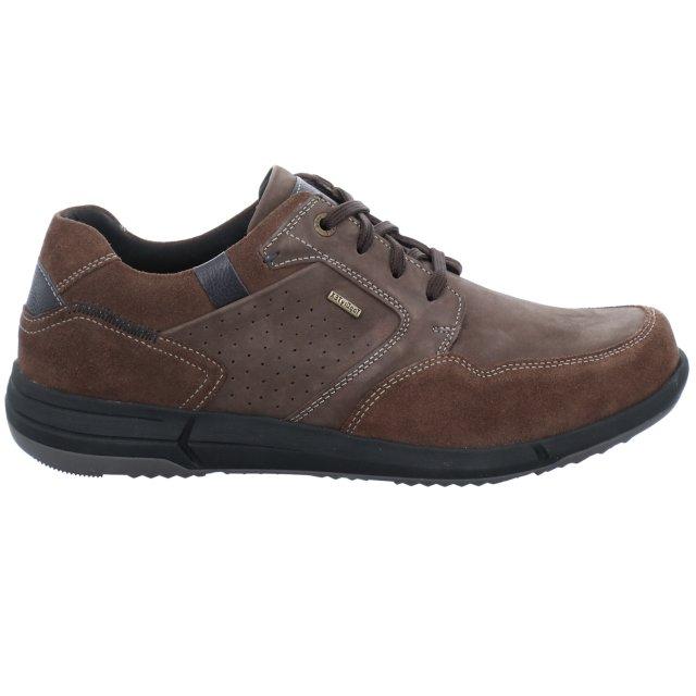 Pánské voděodolné boty Josef Seibel 25351-TE16322 hnědé