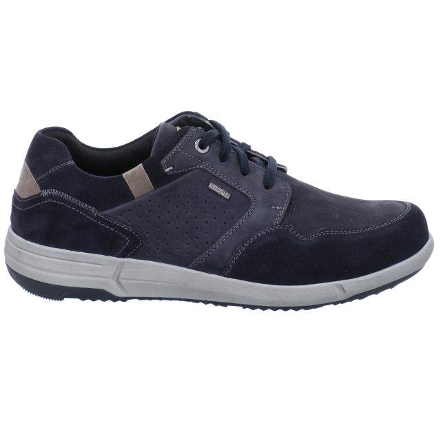 Pánské voděodolné boty Josef Seibel 25351-TE16532 modré