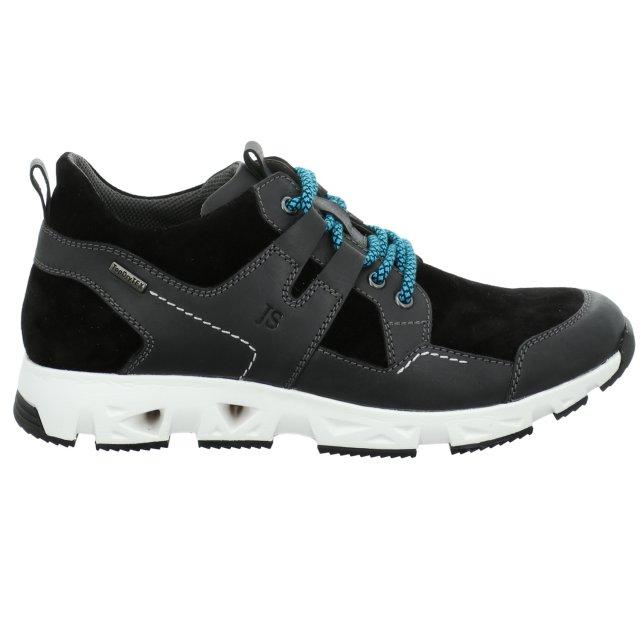 Pánské voděodolné boty Josef Seibel 37650-TE949100 černé