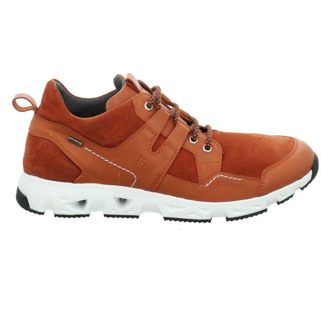 Pánské voděodolné boty Josef Seibel 37650-TE949840 oranžové
