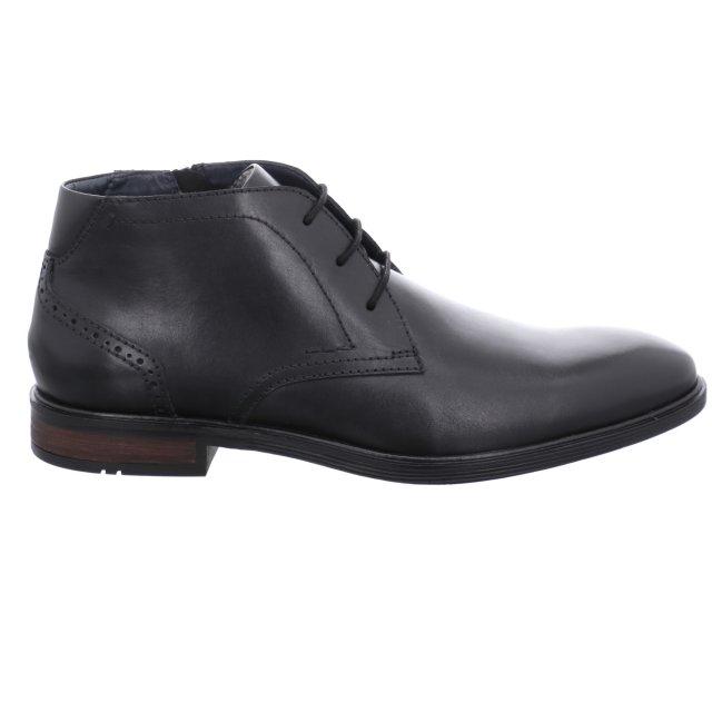 Pánské kotníkové boty Josef Seibel 42218-786100 černé