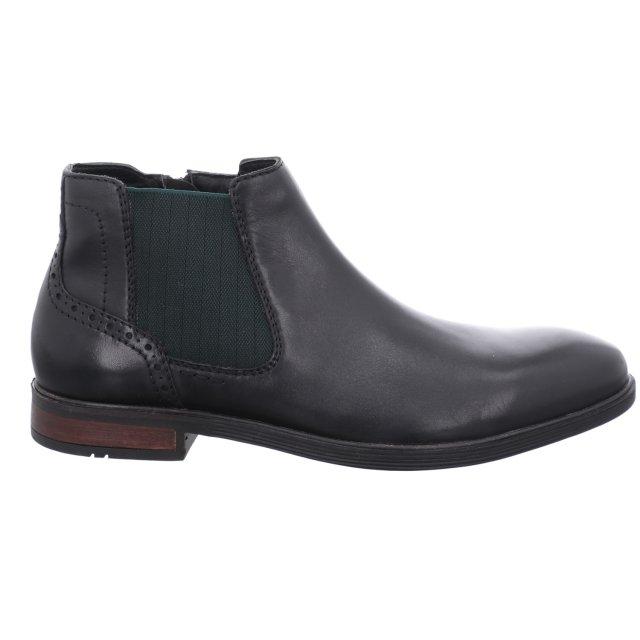 Pánské kotníkové boty Josef Seibel 42219-786100 černé