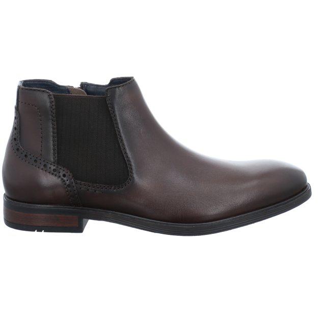 Pánské kotníkové boty Josef Seibel 42219-786360 hnědé