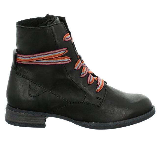 Dámské kotníkové boty Josef Seibel 76504-VL160100 černé