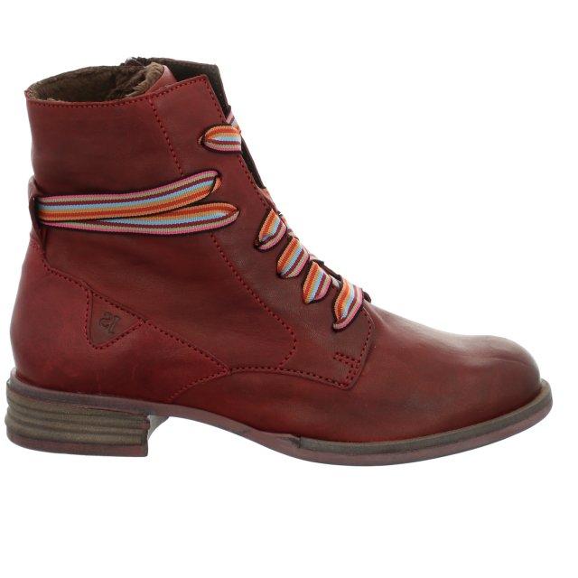 Dámské kotníkové boty Josef Seibel 76504-VL160410 červené