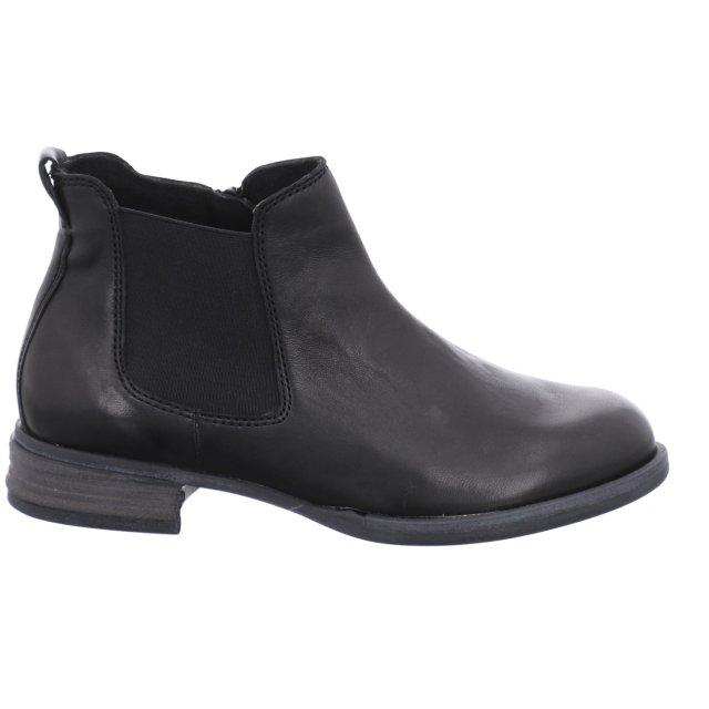Dámské kotníkové boty Josef Seibel 76506-MI160100 černé