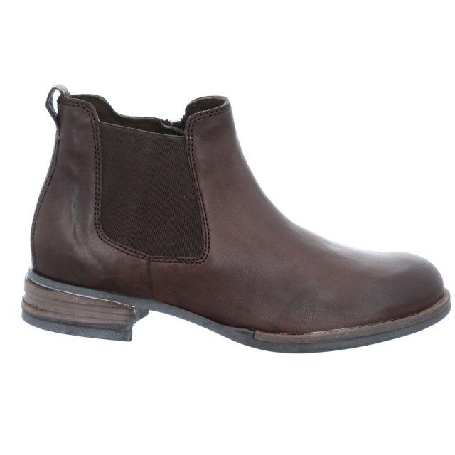 Dámské kotníkové boty Josef Seibel 76506-MI160330 hnědé
