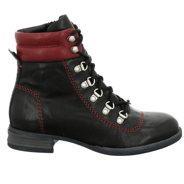 Dámské kotníkové boty Josef Seibel 76509-MI160101 černé