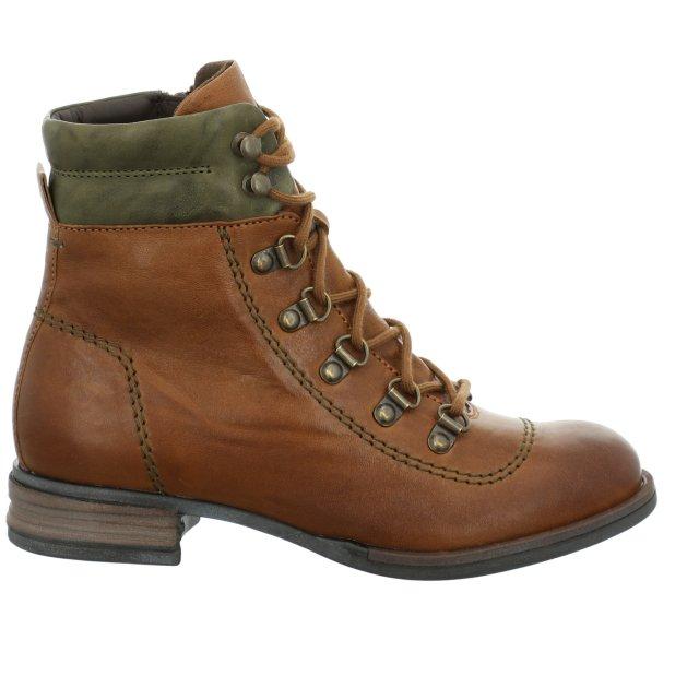 Dámské kotníkové boty Josef Seibel 76509-MI160371 hnědé