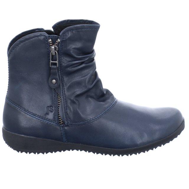 Dámské kotníkové boty Josef Seibel 79724-VL971530 modré