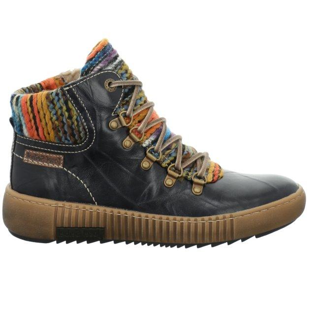 Dámské kotníkové boty Josef Seibel 84606-PL88532 modré