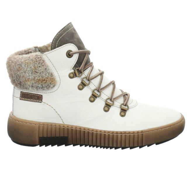 Dámské kotníkové boty Josef Seibel 84617-PL88001 bílé