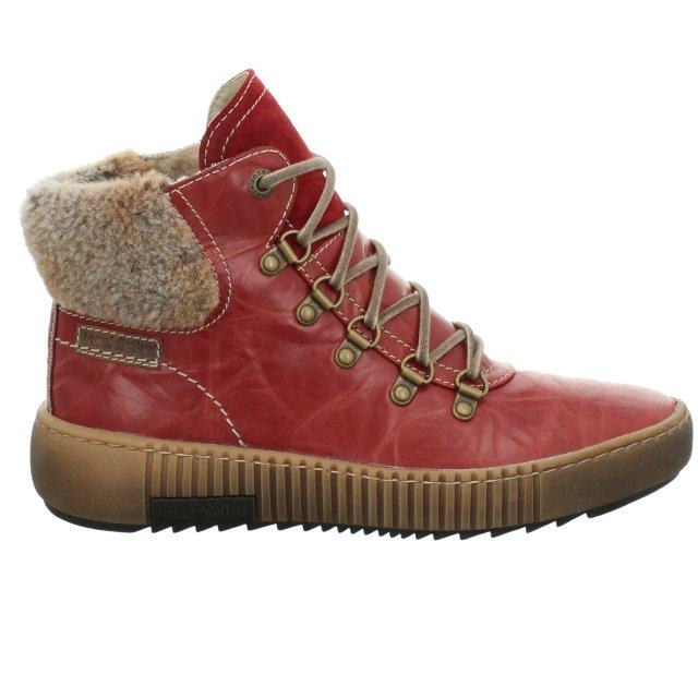 Dámské kotníkové boty Josef Seibel 84617-PL88451 červené