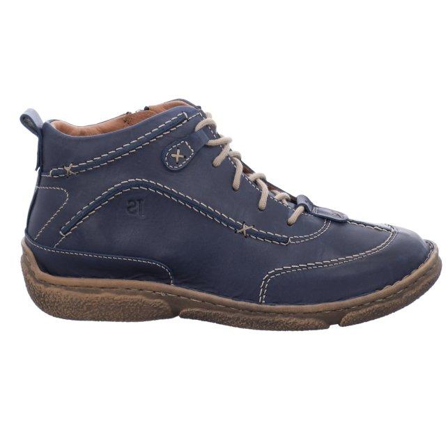 Dámské kotníkové boty Josef Seibel 85152-162530 modré