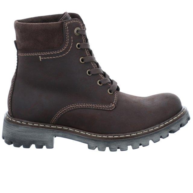 Dámské kotníkové boty Josef Seibel 85201-MA86380 hnědé