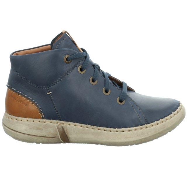 Dámské kotníkové boty Josef Seibel 85707-162531 modré