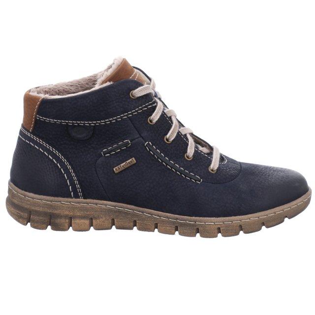 Dámské voděodolné kotníkové boty Josef Seibel 93153-VL869531 modré