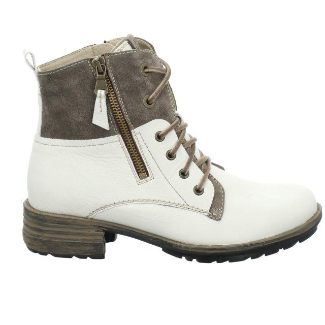 Dámské kotníkové boty Josef Seibel 93891-PL88001 bílé