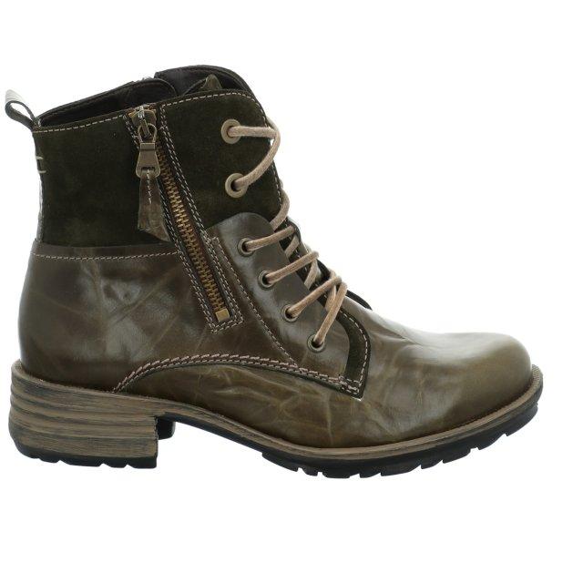 Dámské kotníkové boty Josef Seibel 93891-PL88615 zelené