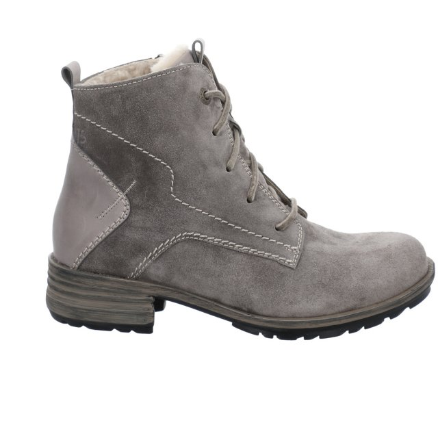 Dámské zateplené kotníkové boty Josef Seibel 93896-PL949710 šedé